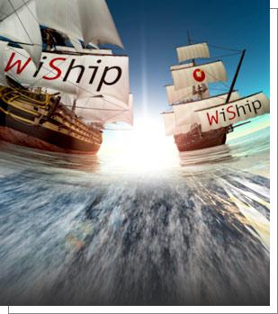 WiShip出航イメージ